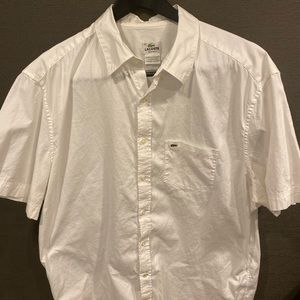 Lacoste SS Button Up - Size 46/XXL
